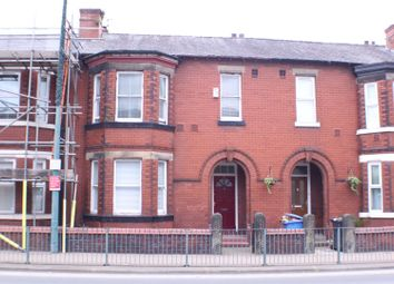Thumbnail 3 bed terraced house for sale in Corporation Road, Eccles, Manchester