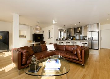Thumbnail 3 bed flat to rent in North Mews, London