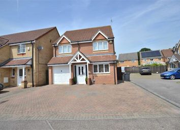 Thumbnail Detached house for sale in Wensum Road, Stevenage, Herts