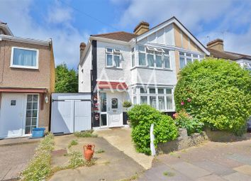 Thumbnail 3 bed end terrace house for sale in Heybridge Drive, Ilford
