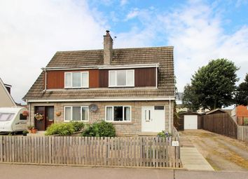 Thumbnail 3 bed semi-detached house for sale in Pilmuir Road, Forres