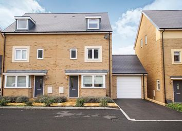 Thumbnail 4 bedroom end terrace house for sale in Lilac Drive, Emersons Green, Bristol