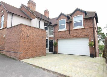 Thumbnail 4 bed semi-detached house to rent in Burley Lane, Quarndon, Derby