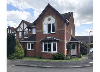 Thumbnail 4 bed detached house for sale in Coniston Gardens, Ashby-De-La-Zouch