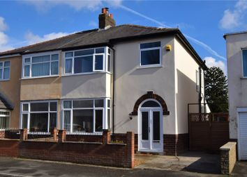3 bed semi-detached house for sale in Savick Road, Fulwood, Preston PR2