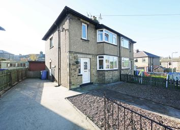 Thumbnail 3 bed semi-detached house for sale in 4, Collinge Road, Cowling, Keighley, West Yorkshire BD220Ag