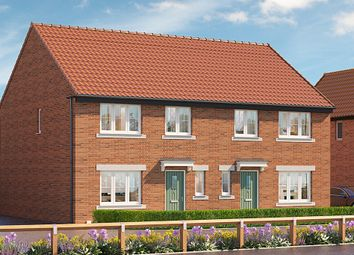 "Thumbnail 4 bed property for sale in ""Rothway"" at Langton Road, Norton, Malton"