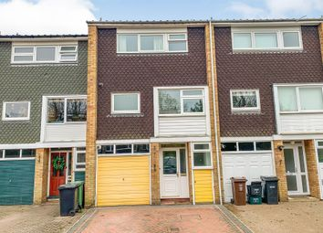 Thumbnail 4 bed terraced house for sale in Shakespeare Road, Harpenden