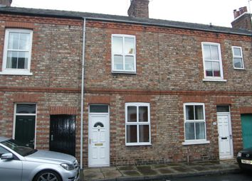 Thumbnail 2 bed terraced house to rent in Granville Trc, York, North Yorkshire