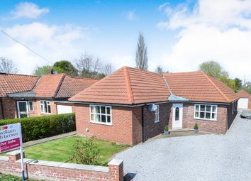 Thumbnail 3 bedroom detached bungalow for sale in The Avenue, Haxby, York