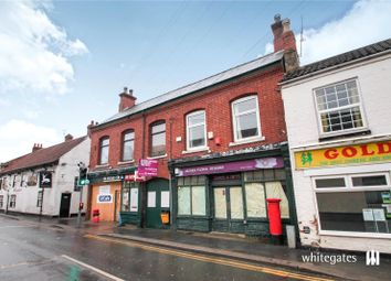 Thumbnail 2 bed flat for sale in High Street, Crowle, Scunthorpe, Lincolnshire