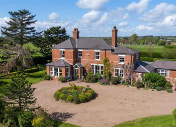 Thumbnail 4 bed equestrian property for sale in Mount Pleasant Farm, Middle Rasen