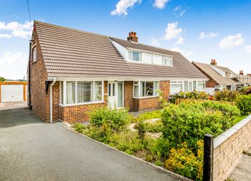 Thumbnail 3 bed semi-detached bungalow for sale in Crosland Road, Oakes, Huddersfield