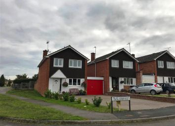 Thumbnail 3 bedroom detached house for sale in Islay Crescent, Highworth, Swindon