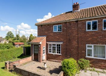 Thumbnail 3 bedroom terraced house for sale in Low Catton Road, Stamford Bridge, York