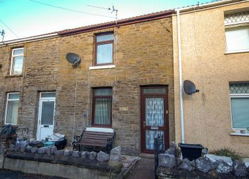 Thumbnail 2 bedroom terraced house to rent in Greenway Road, Neath