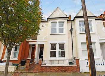 Thumbnail 4 bed terraced house for sale in Laburnum Road, London