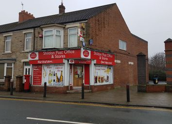 Thumbnail Retail premises for sale in Redworth Road, Shildon