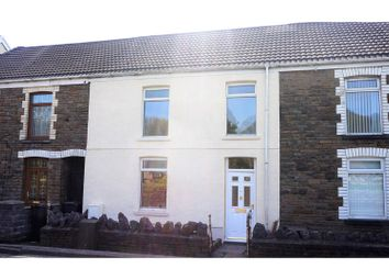 Thumbnail 3 bed terraced house for sale in St. Johns Terrace, Neath