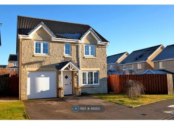 Thumbnail 4 bed detached house to rent in Birch Drive, Inverurie
