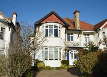 Thumbnail 5 bedroom semi-detached house for sale in Gloucester Terrace, Thorpe Bay, Southend On Sea, Essex
