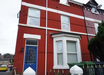 Thumbnail Room to rent in 35 Grosvenor Road, Wallasey
