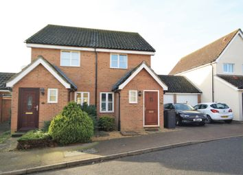 Thumbnail 2 bedroom property to rent in Chestnut Road, Tasburgh, Norwich