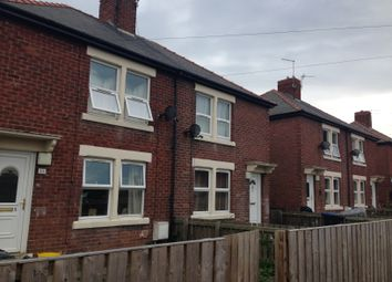 Thumbnail 2 bedroom semi-detached house to rent in Oakland Terrace, Lynemouth
