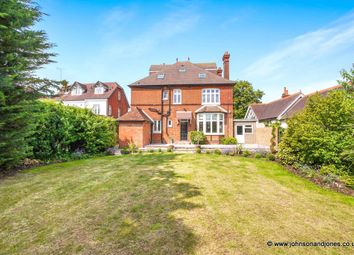 Thumbnail 6 bed detached house for sale in Bridge Road, Chertsey