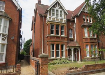 Thumbnail 1 bed flat to rent in De Parys Avenue, Bedford