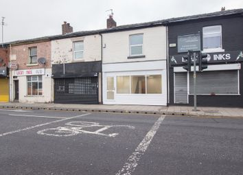 Thumbnail Retail premises for sale in Rochdale Road, Bury