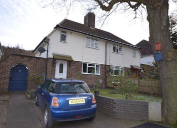 Thumbnail 3 bed semi-detached house for sale in Beacon Road, Woodhouse Eaves, Loughborough