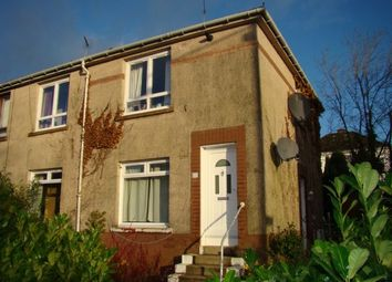 Thumbnail 2 bed flat to rent in Rosewood Street, Glasgow G13,