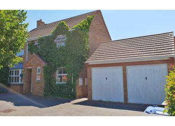 Thumbnail 4 bed detached house for sale in St. Laurence Way, Bidford On Avon