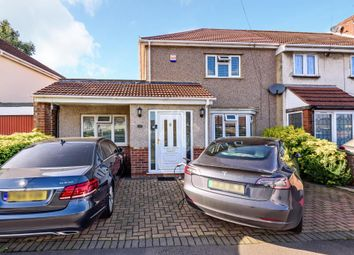 Thumbnail 3 bed end terrace house for sale in Slough, Berkshire