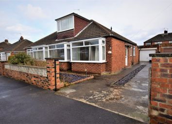 Thumbnail 4 bed semi-detached bungalow for sale in Middlefield Road, Redcar