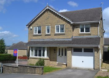 Thumbnail 4 bed detached house for sale in Damson Court, Clayton, Bradford