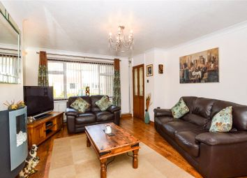 Thumbnail 3 bed terraced house for sale in Lemonfield Drive, Watford, Hertfordshire