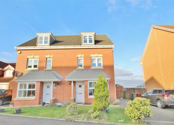 Thumbnail 4 bedroom town house for sale in Cleuch Place, Maddiston, Falkirk