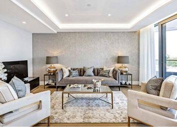 The Corniche, 24 Albert Embankment SE1. 2 bed flat for sale