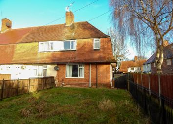 Thumbnail 3 bed end terrace house for sale in Shepton Crescent, Nottingham