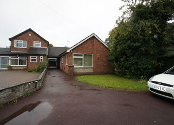 Thumbnail 2 bed bungalow to rent in Blagreaves Lane, Littleover, Derby
