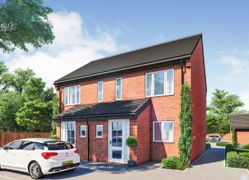 Thumbnail 2 bed semi-detached house for sale in Greenway Lane, Fakenham