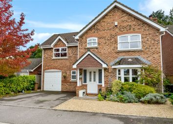 4 bed detached house for sale in Dymewood Road, Three Legged Cross, Wimborne BH21