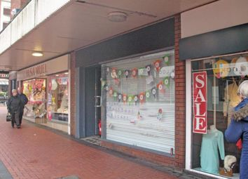 Thumbnail Retail premises to let in 16B Market Hall Street, Cannock, Staffordshire