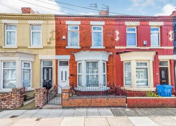 Thumbnail 3 bed terraced house for sale in Margaret Road, Liverpool, Merseyside, .