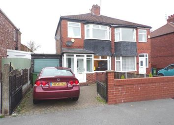 Thumbnail 3 bed semi-detached house for sale in Briarfield Road, Heaton Chapel, Stockport, Cheshire