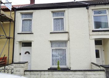 Thumbnail 1 bed terraced house to rent in Williamstown -, Tonypandy