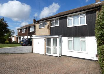Thumbnail 3 bed semi-detached house to rent in Langdale Close, Dunstable