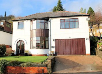 Thumbnail 4 bed detached house for sale in Dundee Lane, Ramsbottom, Bury